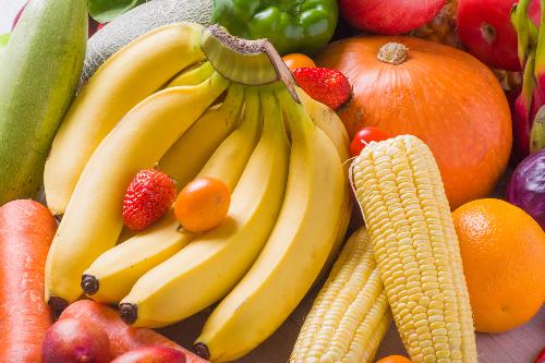 香蕉可不能跟着5种食物一起吃,小心中招