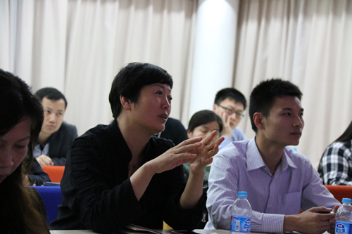胡怡建做客上海财大商学院详解营改增政策影响