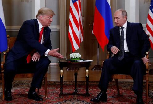 普京向特朗普致新年贺电:愿就最广泛议题展开对话