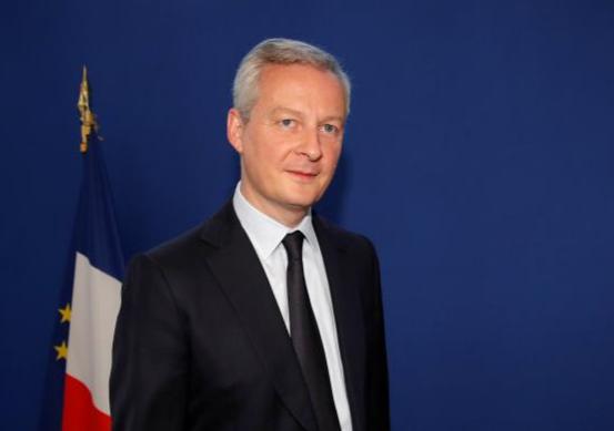 法国经济部长:对美国加征钢铝关税既不理解也不接受