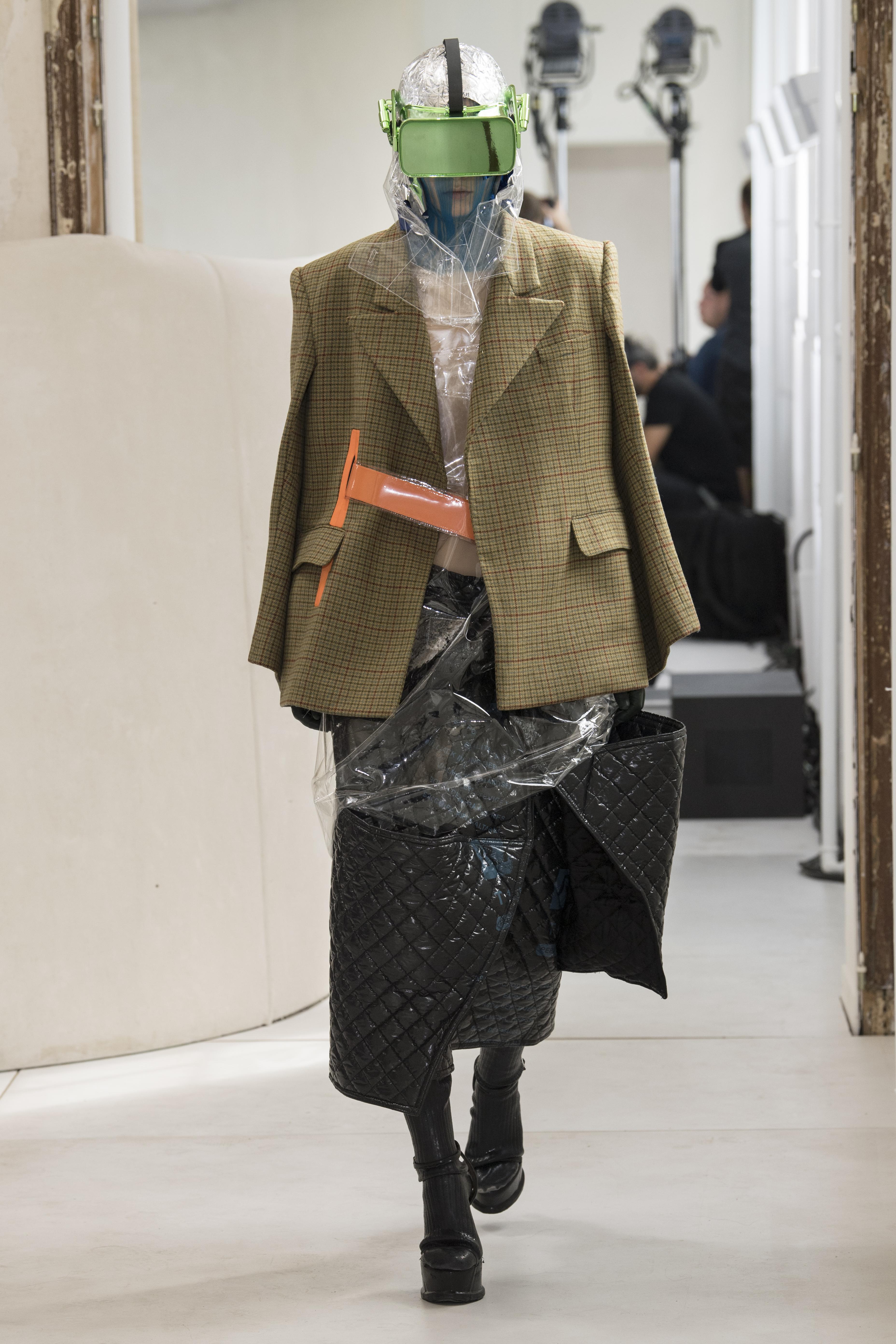 Maison Margiela 发布2018秋冬 Artisanal 高定女装系列