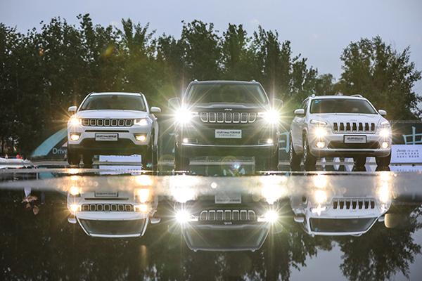 快,稳,安,省,揭秘40万国产车主背后的Jeep 4X4黑科技