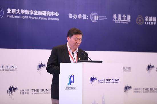 SFI 理事、宜信公司创始人兼首席执行官唐宁