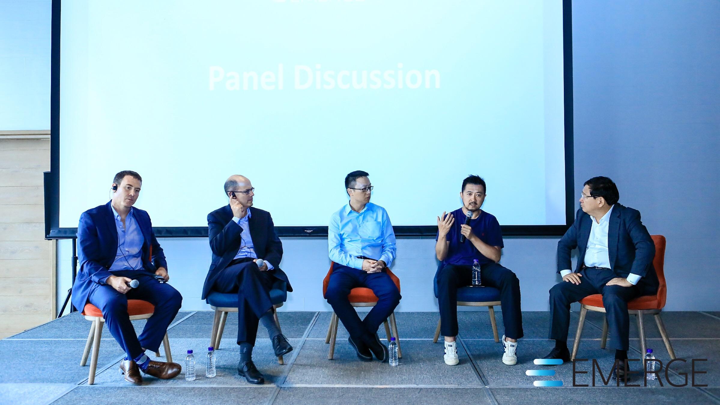 前线 | 徐小平、张颖助阵以色列风投Emerge 推动创新科技进入中国