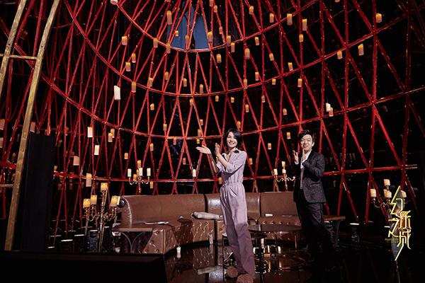 《幻乐之城》今晚开播 王菲携四大唱演人开启幻乐秀