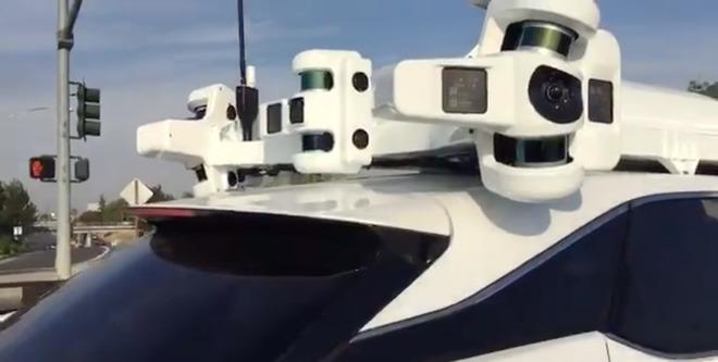 苹果加州自动驾驶测试车增至66辆 仅次于通用、Waymo