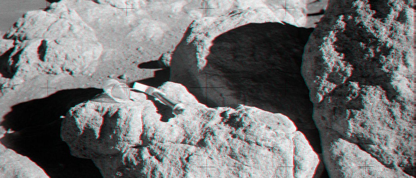 登月49周年:NASA采集的月球岩石大部分仍原封未动