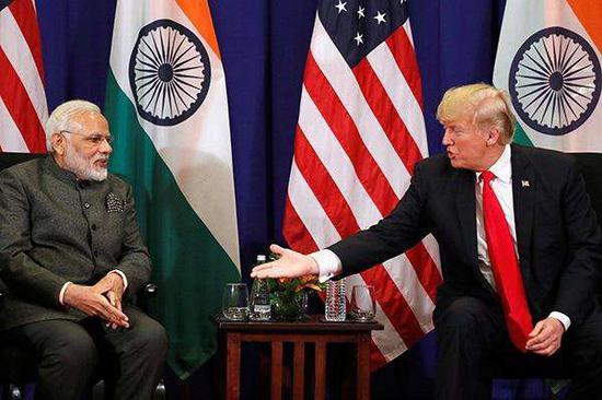 """""""最受信任""""国家!美放松对印度高技术出口管制"""