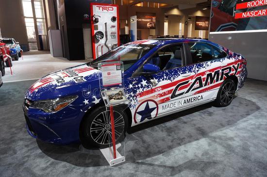 受汽车关税影响 美国人想买丰田又要多花3000美元了