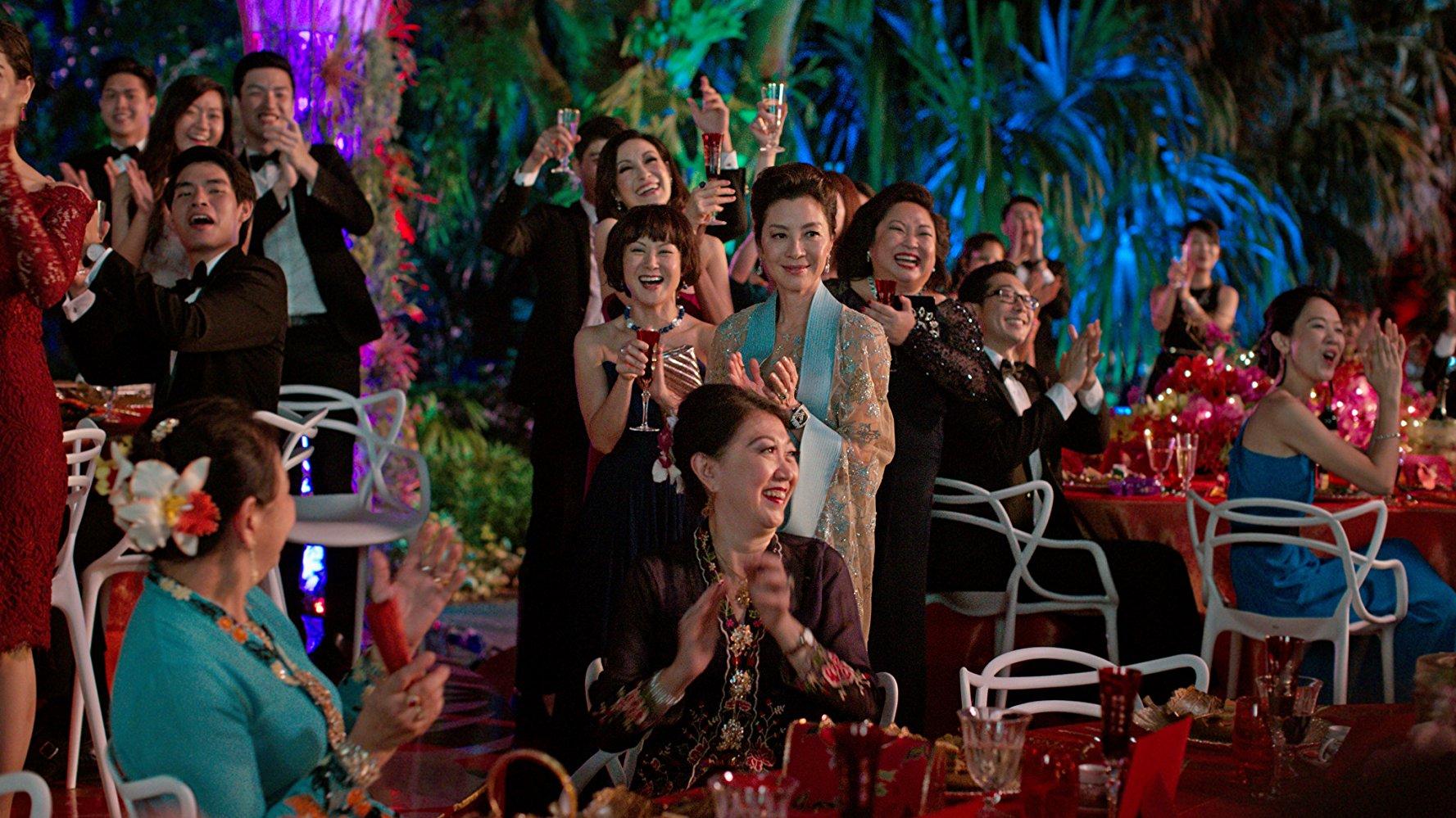 专访《摘金奇缘》主创:这是让亚洲人扬眉吐气的电影