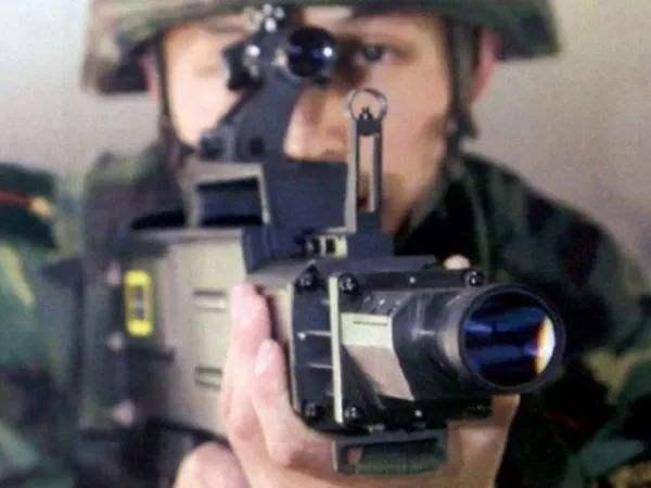 中国激光步枪已经实战化 被击中将痛到无法忍受