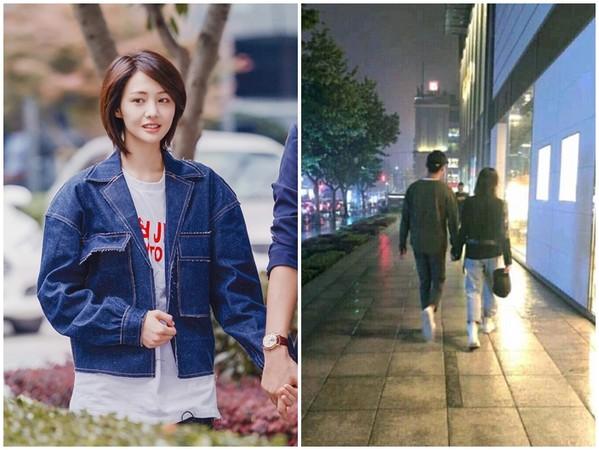 """郑爽紧扣男友逛街 公开秀恩爱称其是""""你们嫂子"""""""