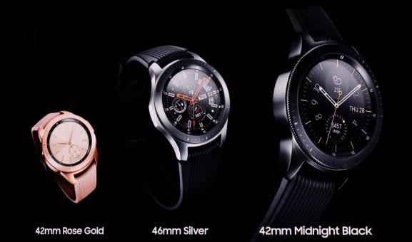 三星LTE版Galaxy Watch智能腕表9月上市 售价380美元