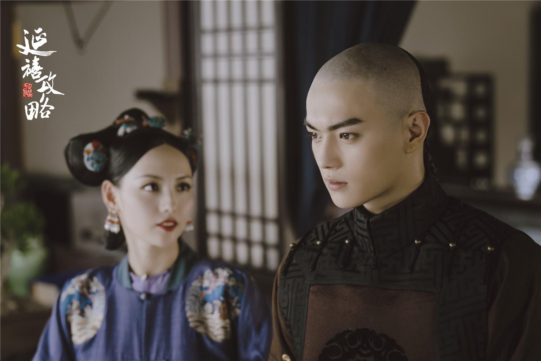 """《延禧攻略》网播破105亿 张嘉倪""""助攻""""利落恋"""