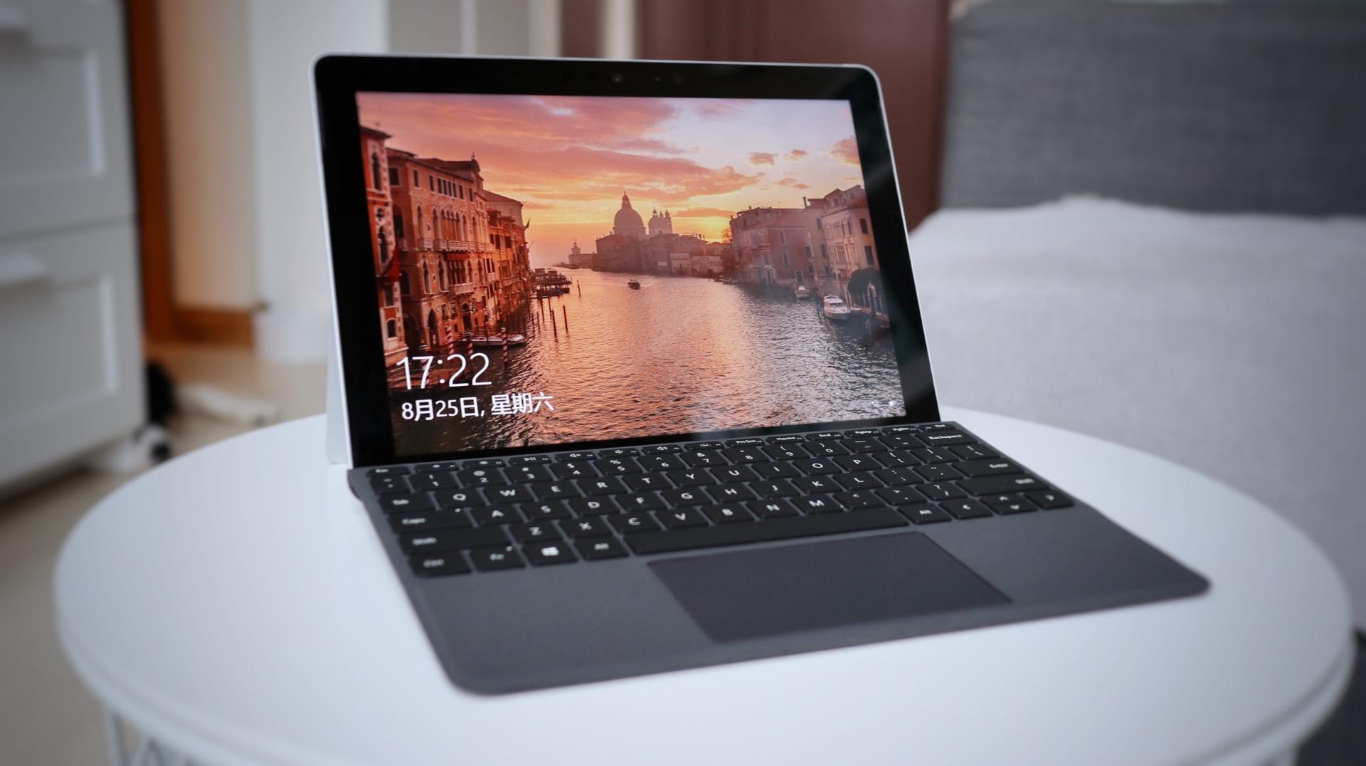 微软Surface Go:小是核心优势也是命门所在 | 凰家评测