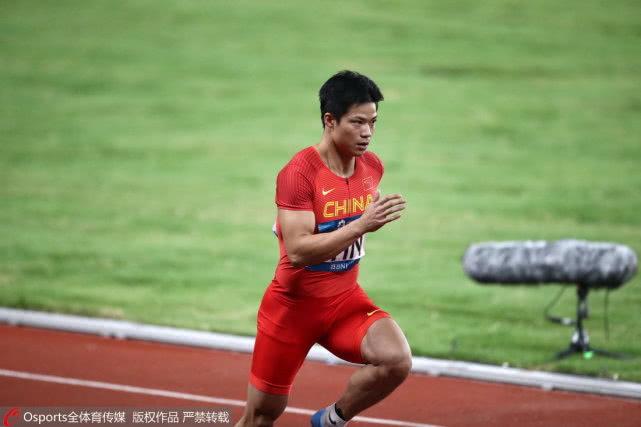 """国际田联主席竟是苏炳添""""铁粉"""" 盛赞""""苏神""""是中国体育进步的标志"""