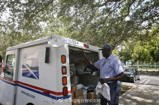 特朗普再批美国邮政总局 要求取消国际邮件折扣