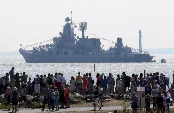 独家|美国威胁动武 俄派出最强舰队驰援叙利亚