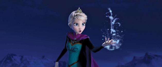 确定性向?《冰雪奇缘2》艾莎女王可能有女朋友!