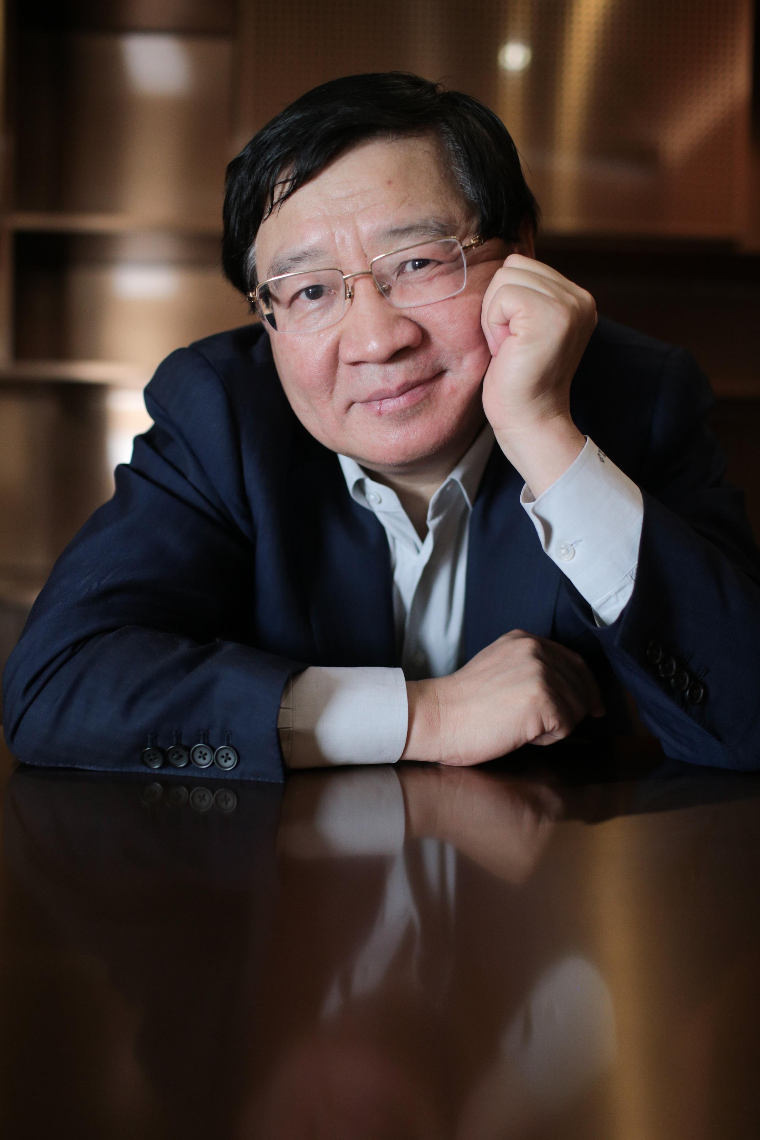 徐小平:热情、大笑都只是我的表面现象