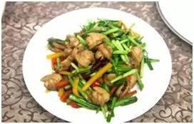 韭菜炒蜗牛