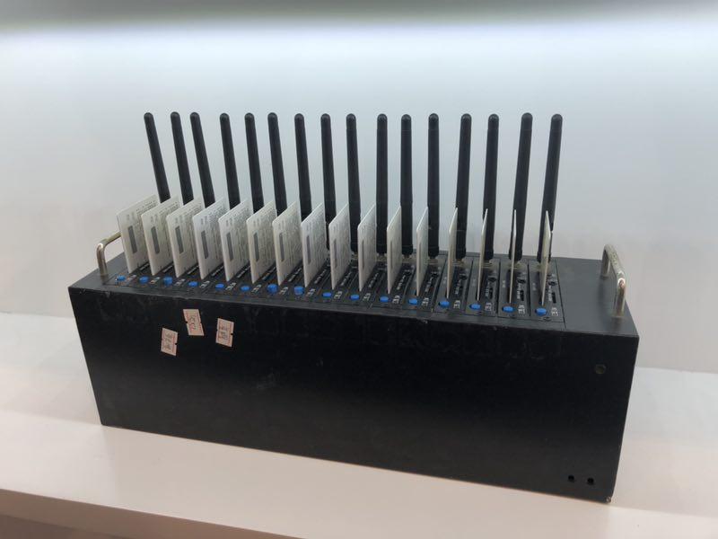 多种网络黑灰产作案工具曝光:不足百元的设备如何劫持短信