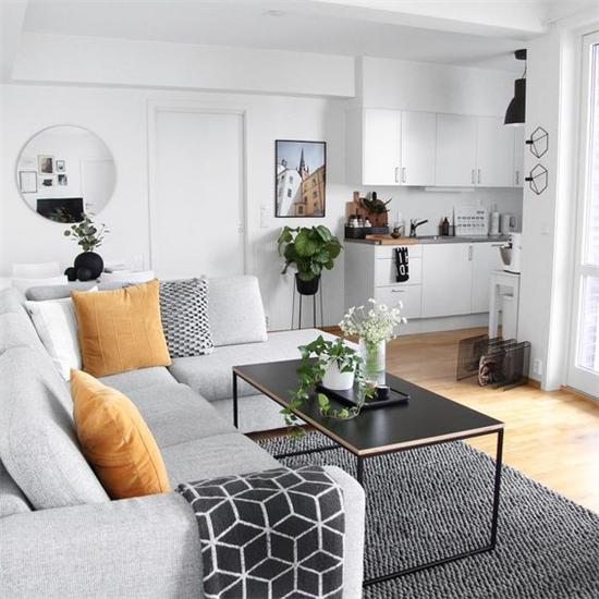 3种搭配让你家沙发成朋友圈爆款!