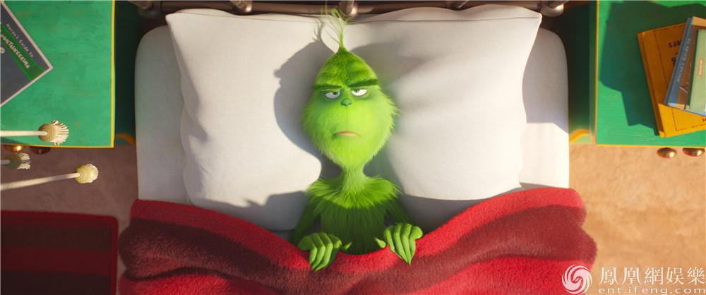 《绿毛怪格林奇》预告脑洞大开 揭秘如何偷走圣诞节