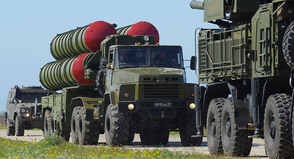 以军拒不认错 俄专家:立即对叙出售S300防空导弹