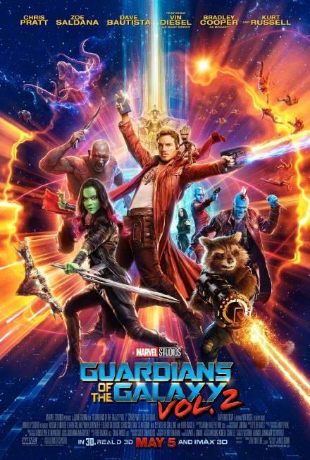 《银河护卫队3》仍将使用滚导剧本 新导演尚未确定