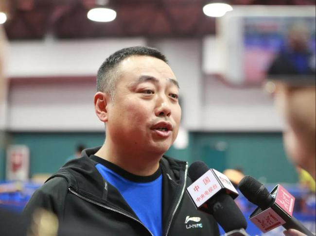 先回训练馆再回赛场!刘国梁将赴成都督战女乒世界杯