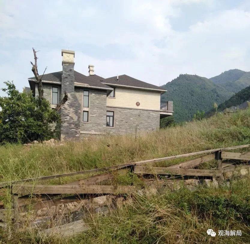 秦岭40天拆除百万平米违建 部分别墅仍无人认领