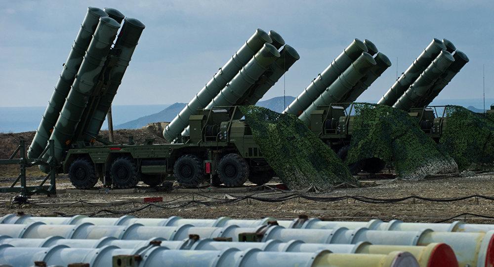 印度54亿购买5套S-400 美国表示担忧称可能制裁截图
