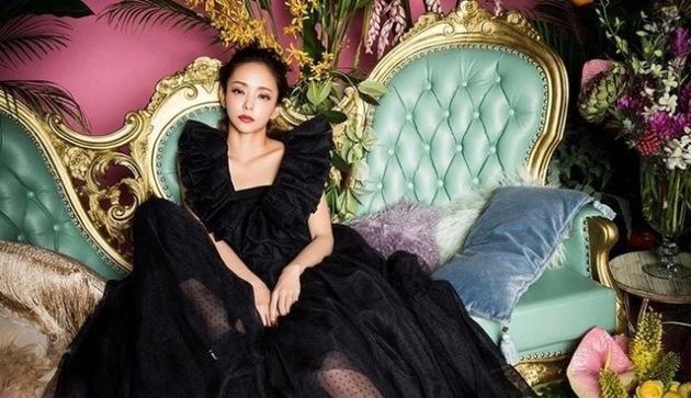 安室奈美惠官网将停止运营 九月后下架所有内容 热点