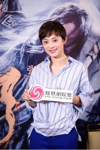 专访孙俪:享受角色的魅力,爱情长鲜需要两个人共同维系