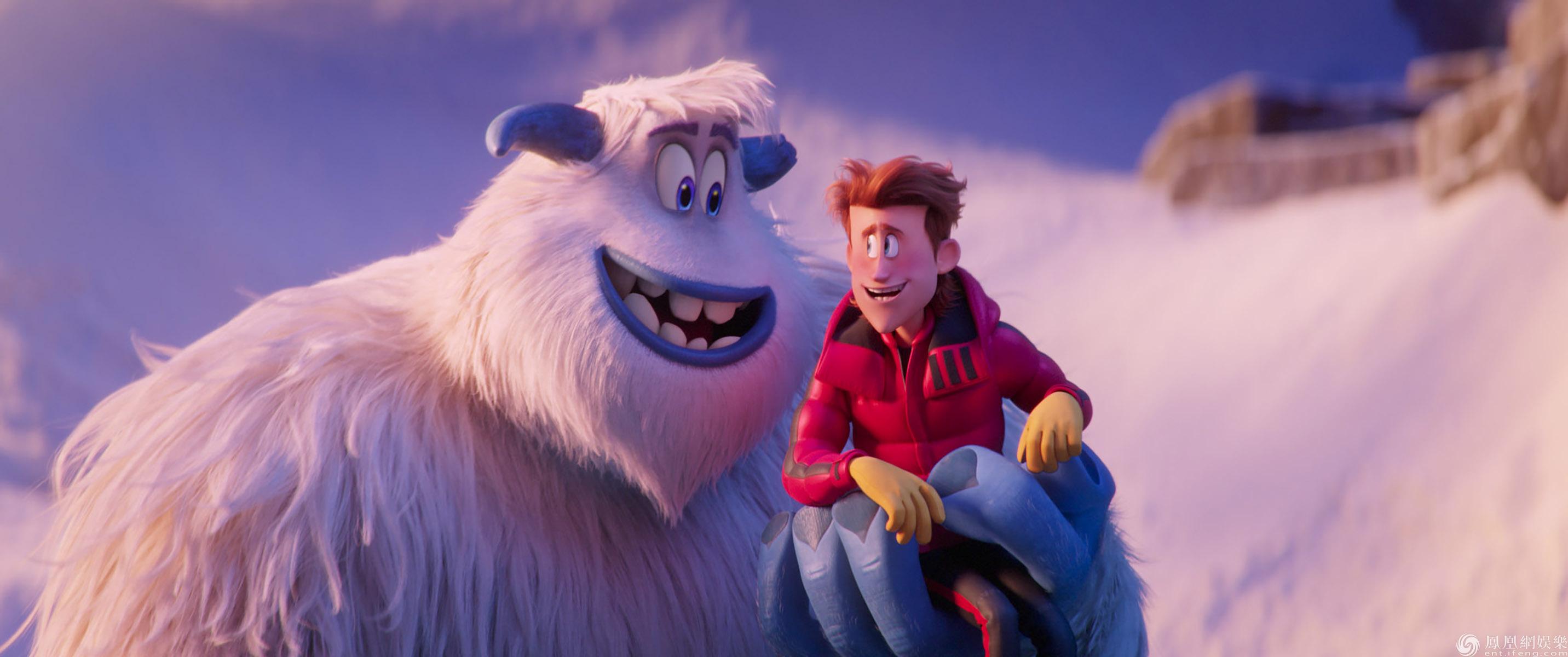 《雪怪大冒险》曝新版预告 咆哮体雪怪语听不懂也想笑