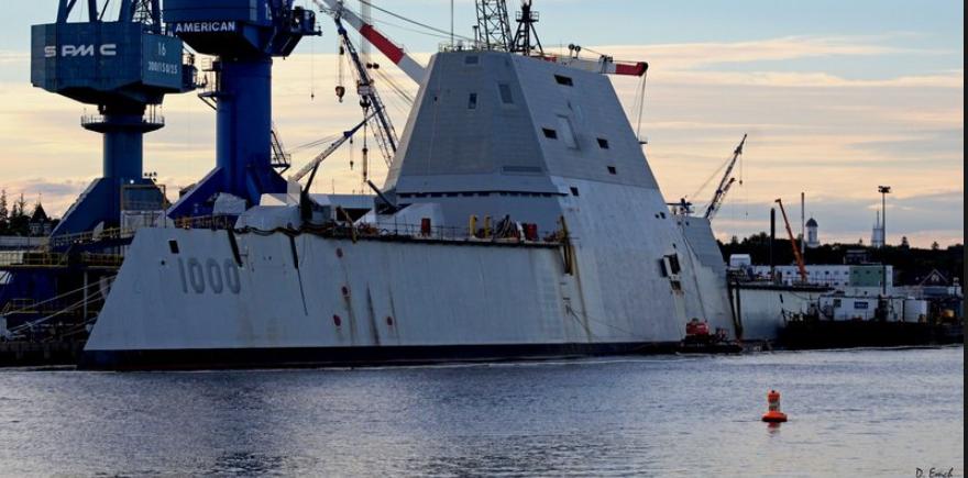 人才短缺设备老化 美造船业衰退严重影响大舰队计划