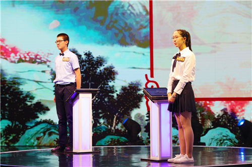 《国学小名士2》姜震王晨晓对战 能否重回七星宝座?