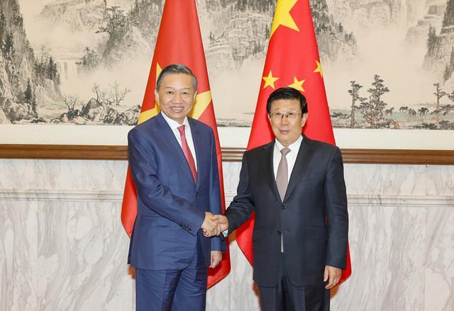 中越公安部第六次合作打击犯罪会议在京举行