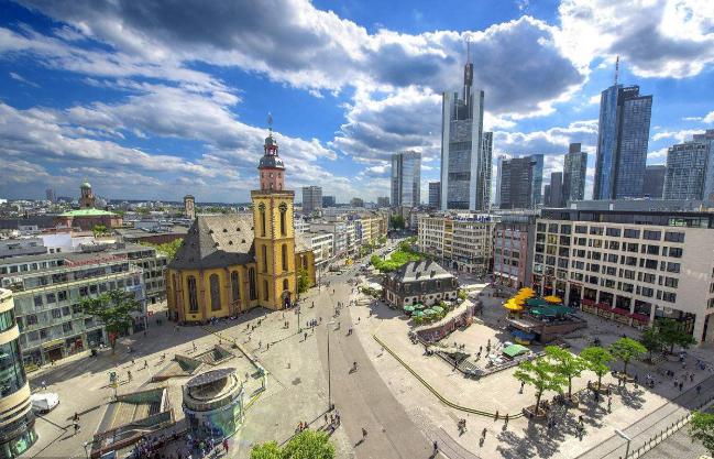 德国企业期待抢占先机深耕中国市场