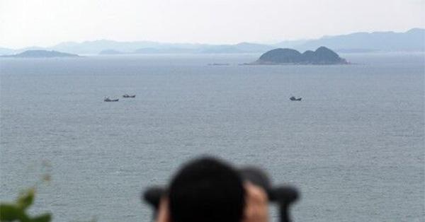 朝鲜将封闭部署于西海岸的海岸炮炮口 中方回应