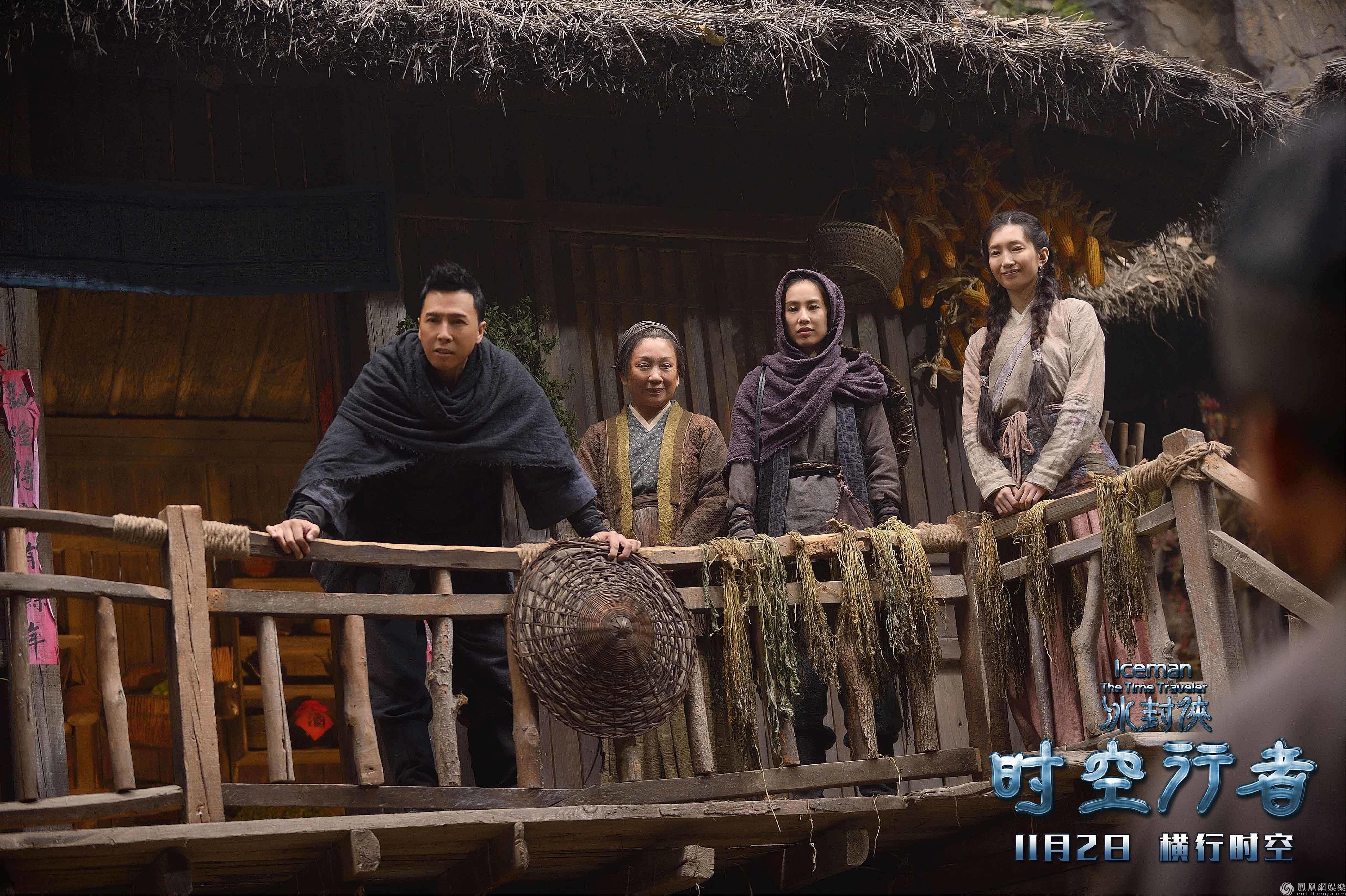 《时空行者》发布预告片 甄子丹王宝强打出历史一片天