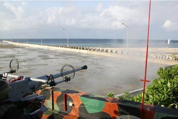 越南屡次抗议台军太平岛演练 台当局:今年继续