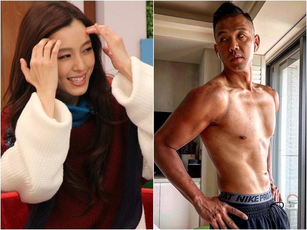 黑人热衷健身狂瘦10公斤 范玮琪怀疑:是有外遇吗?