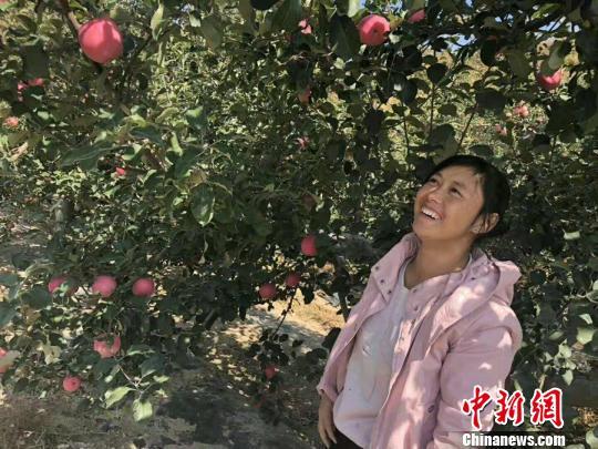 缅甸姑娘情定甘肃黄土地:自学苹果种植助村邻致富