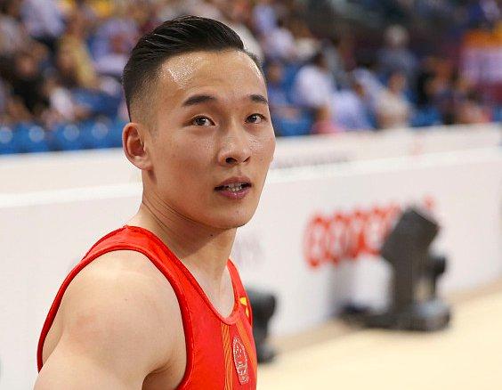 又是平分!这次肖若腾赢了 险胜奥运冠军鞍马夺冠