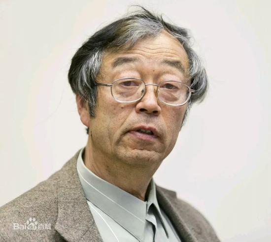 多利安·中本日裔美国人  电脑专家
