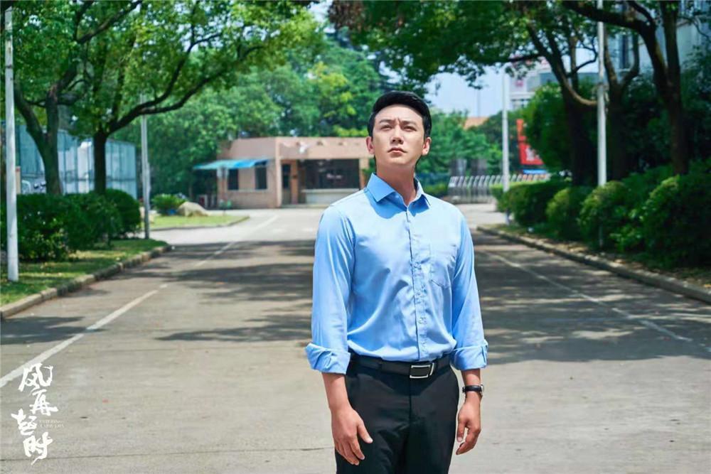 《风再起时》主题MV首发 舒缓情歌讲述陆毅袁泉情意