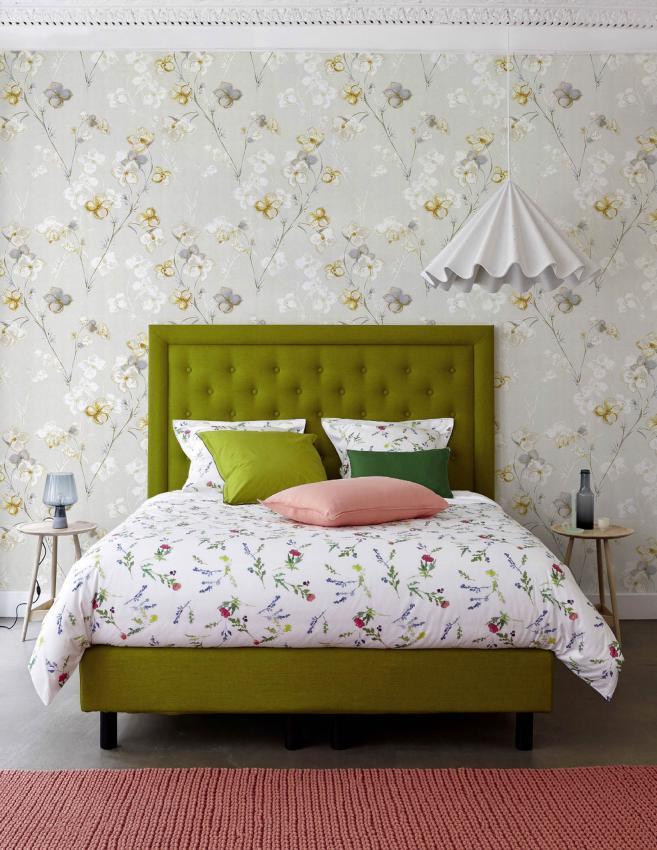 大自然壁高墻紙《簡集》:高顏值+高環保,可以給嬰兒穿的壁紙