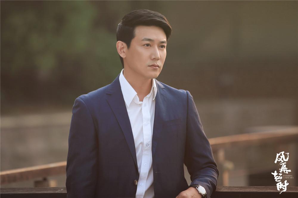 《风再起时》曝MV 苏诗丁深情献唱陆毅袁泉感人爱情